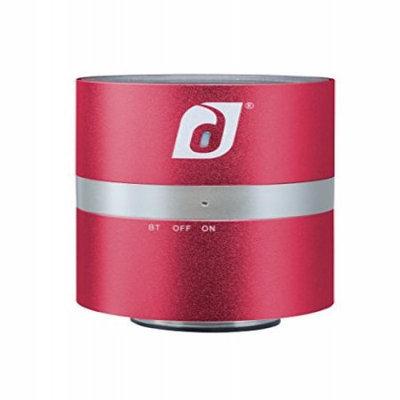 Damson Audio Twist Portable Wireless Bluetooth Speaker (Red)