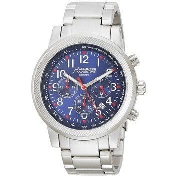 AD/1020NVSV Men's Adventure Series Blue Dial Chronograph Watch
