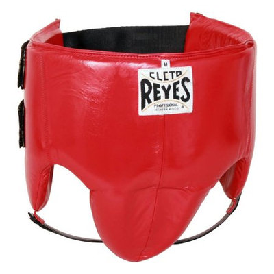 Cleto Reyes Kidney and Foul Protection Cup (Large in Black)