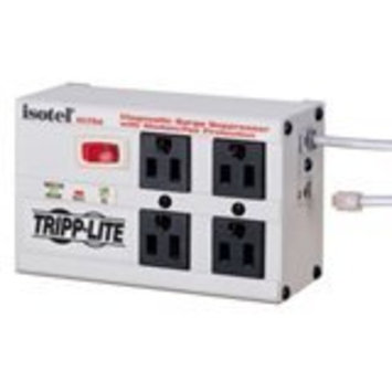 TRIPP-LITE SURGE, 2 ISOLATED FILTER BANKS,