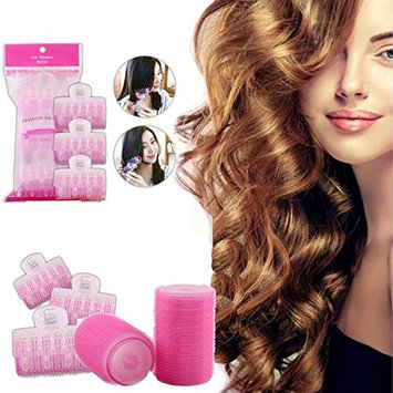 3PCS Magic Hair Styling Curlers Rollers Former Clip Large Hairdressing DIY Tool