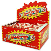 Smarties Candy Roll 160ct