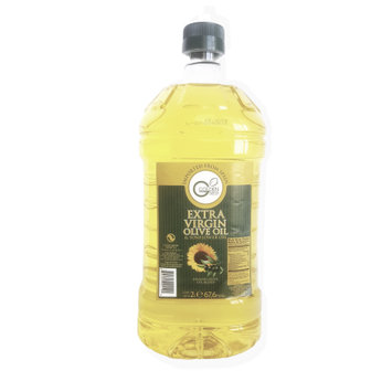 Golden Seed EXTRA VIRGIN OLIVE OIL & SUNFLOWER OIL 67.6 fl oz.