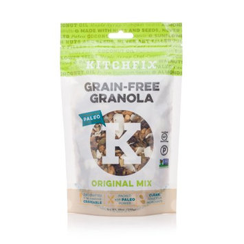 Cjk Foods Kitchfix Paleo Granola Original, 10.0 OZ