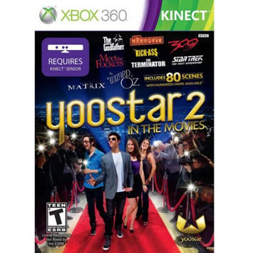 Yoostar Entertainment Yoostar 2:In The Movies Kinect (Xbox 360) - Pre-Owned