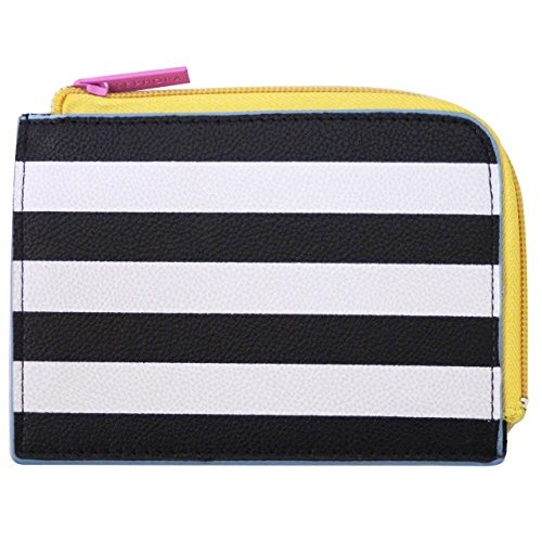 Sephora Gift Card Black & White Strips bag -Yellow
