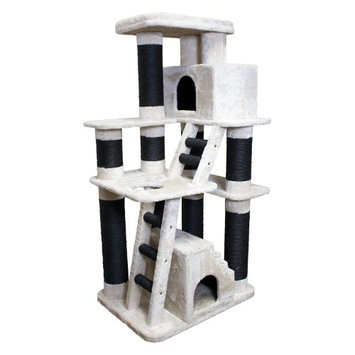 Kitty Mansions Chicago Cat Tree