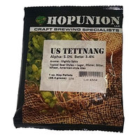 Hopunion US Hop Pellets for Home Brew Beer Making (US Tettnang)