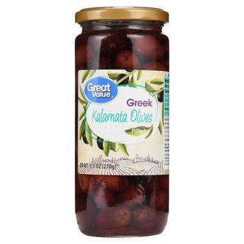 Camerican International Great Value Greek Kalamata Olives, 9.5 oz