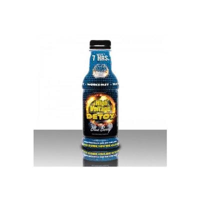 High Voltage Detox Drink 16 oz. Blueberry Flavor