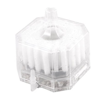 Fish Tank Pond Bio-sponge Gravel Clear Octagon Filter