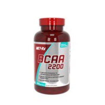 MET-Rx® BCAA 2200 Supplement, 180 count [BCAA 2200]