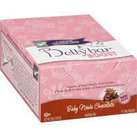 Bellybar Boost Baby Needs Chocolate Nutrition Bars, 1.59 oz, 8 count