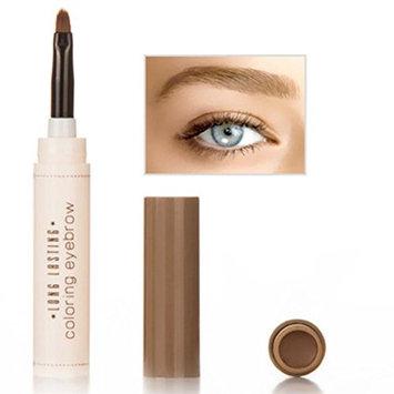 Binmer(TM) 2016 Fashion Professional Eye Brow Dye Cream Pencil Long Lasting Waterproof (A)
