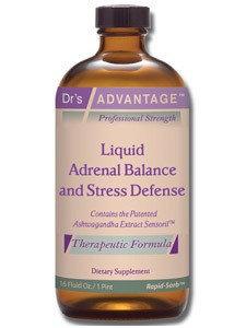 Drs Advantage Adrenal Balance & Stress Defense 16 oz by Dr.'s Advantage