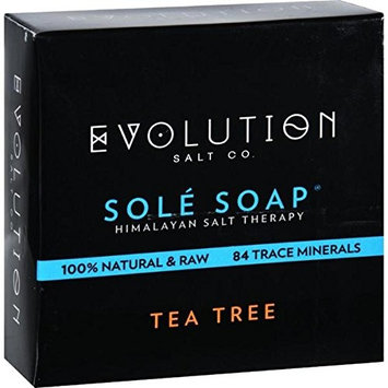 Evolution Salt Bath Soap Sole Tea Tree