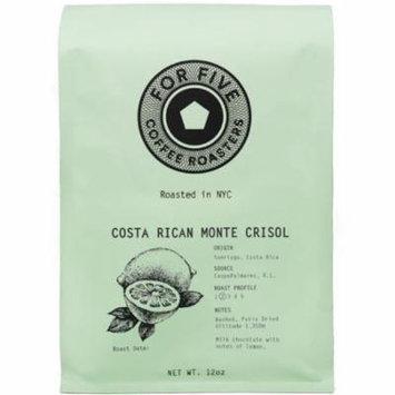 For Five Costa Rica Monte Crisol Ground 12 oz