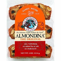 Almondina Biscuits Original Almond -- 4 oz - Pack of 2