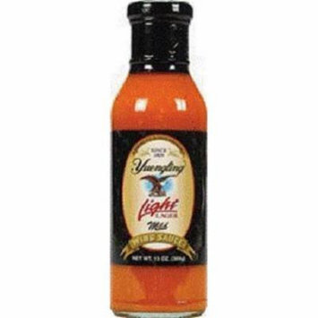 Yuengling Sauces Wing Sauce Mild Case of 6 13 oz.