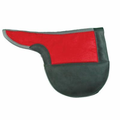 Intrepid International 158869GN 21.5 x 13.5 in. Race or Exercise Saddle Pad-Colors Hunter, Green