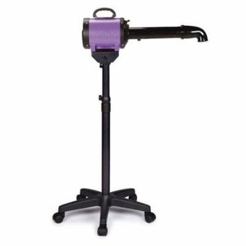 FlashDry Stand Dryer for Dogs Pro Quality Grooming Dryers on Stands Choose Color (Purple)