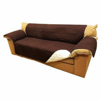 Red Barrel Studio Pet Fur Protection Box Cushion Armchair Slipcover
