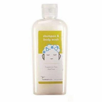 Adult shampoo and body wash, 4 oz part no. ag-sbw04 (1/ea)