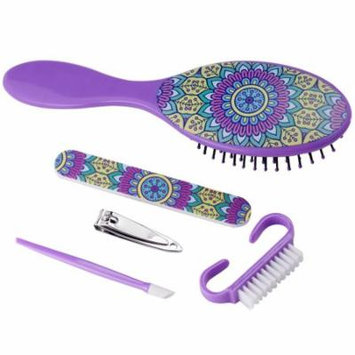 Children's Brush and Manicure Set