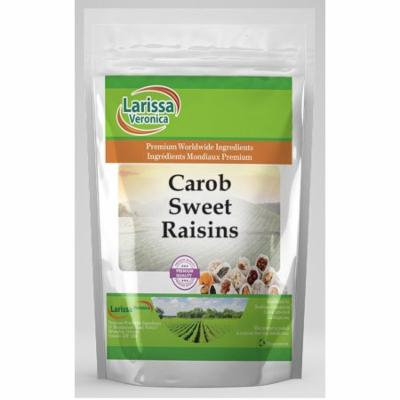Carob Sweet Raisins (4 oz, ZIN: 524834) - 2-Pack