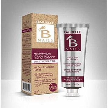 Barielle Restorative Hand Cream W/ Coconut Oil 1.45 oz. (Pack of 4)