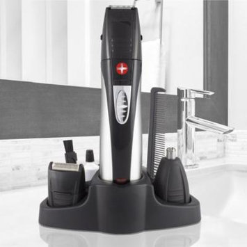 Bell + Howell Rechargeable Trimer with Stand