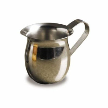 American Metalcraft CP300 S/S 3 Oz. Bell Creamer / Syrup Server