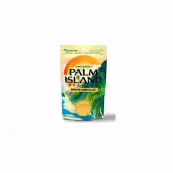 Palm Island Sea Salt Hawaiian Lemon Case of 6 3 oz.