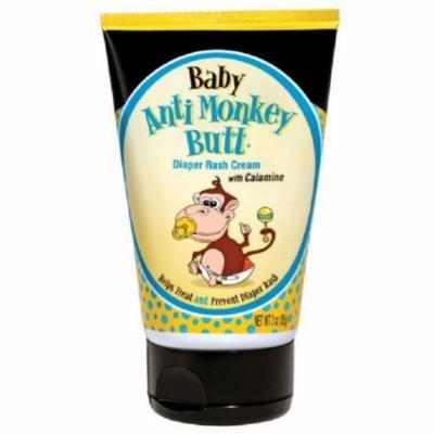 2 Pack - Anti-Monkey Butt Diaper Rash Cream 3 oz