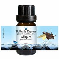Allspice Essential Oil 10ml - 100% Pure by Butterfly Express