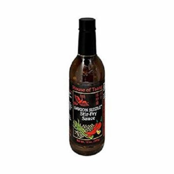 House of Tsang Stir Fry Sauce Saigon Sizzle Case of 6 12 oz.