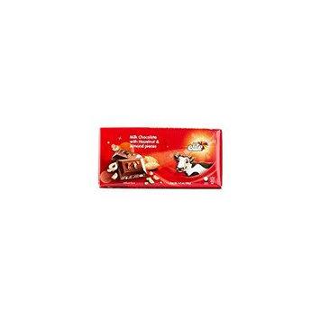 Elite Milk Chocolate with Almonds 3 oz