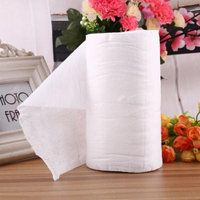 100PCS/Roll Disposable Baby Diaper Liner for Cloth Diaper Nappy Covers Soft Diaper Pad Insert Free and Clear for Sensitive Skin 11.8