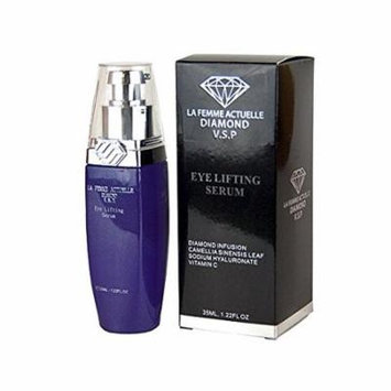 La Femme Actuelle Eye Lifting Serum infused with Anti-Aging Ingredients - 30ml - Rejuvenating Action Restores Youth To Face and Eye Areas Helps Refines, Hydrate, Lift and Smooth The Skin