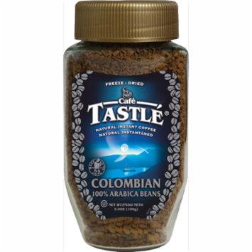 Cafe Tastle Colombian 100% Arabica Instant Coffee, 3.5 oz