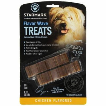Starmark Flavor Wave Treats for Dogs