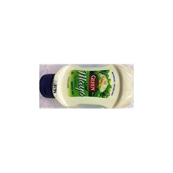 Gefen Lite Mayo Spread Squeeze Me Kosher For Passover 17.2 Oz. Pack Of 3.