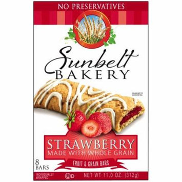 Sunbelt Bakery Strawberry Granola Bars (1-Box)