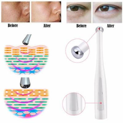 Electric Anti Aging Wrinkle Eye Patch Relief Massager Smart Sense Vibration Eye Care Eye Wrinkle Massager