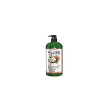 Excelsior Coconut Oil Therapeutic Hair Care Shampoo 33.8 oz.