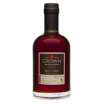 Crown Maple Syrup Dark Color Robust Taste Case of 6 12.7 Fl oz.