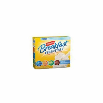 Carnation instant breakfast essentials classic french vanilla flavor powder mix 9 oz. part no. 5000053062 (10/box)