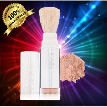 La Bella Donna SOPHIA Minerals on the go Powder Foundation Brush New iN Box