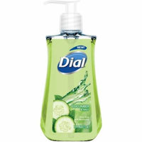 4 Pack - Dial Hand Soap with Moisturizer, Cucumber & Mint 7.50 oz