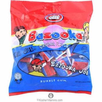 Elite Gum Bazooka Bubble Gum, 6.3 oz